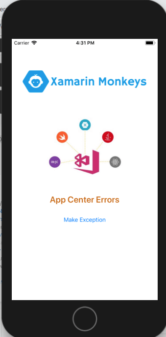 Xamarin.Forms - Errors in Visual Studio App Center