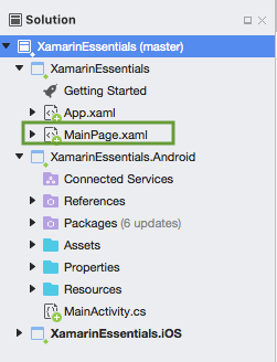 Send Mail Using Xamarin Essentials