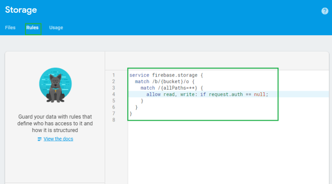 Xamarin.Forms - Working With Firebase Storage CRUD Operations